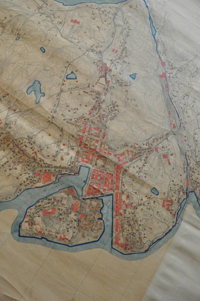 matrikkel kart Dokumenter: _Kart   ARENDAL Matrikkelkart (total) pr 1920. matrikkel kart